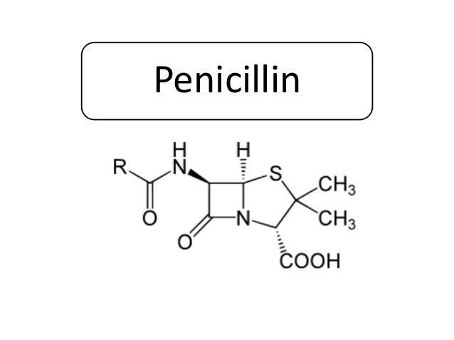 Natural Penicillin