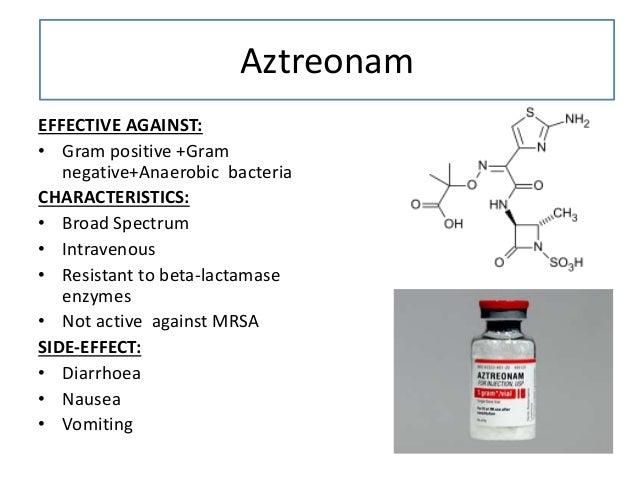 Beta–lactam Resistance