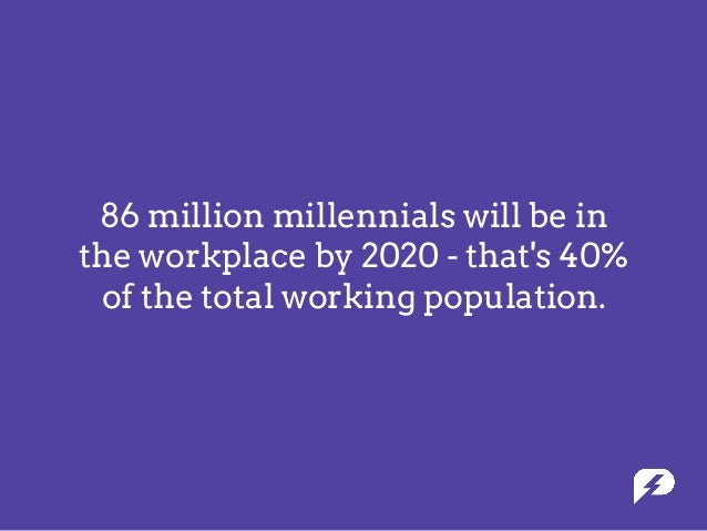 Millennials In The Workplace: What's Important To Them Slide 3