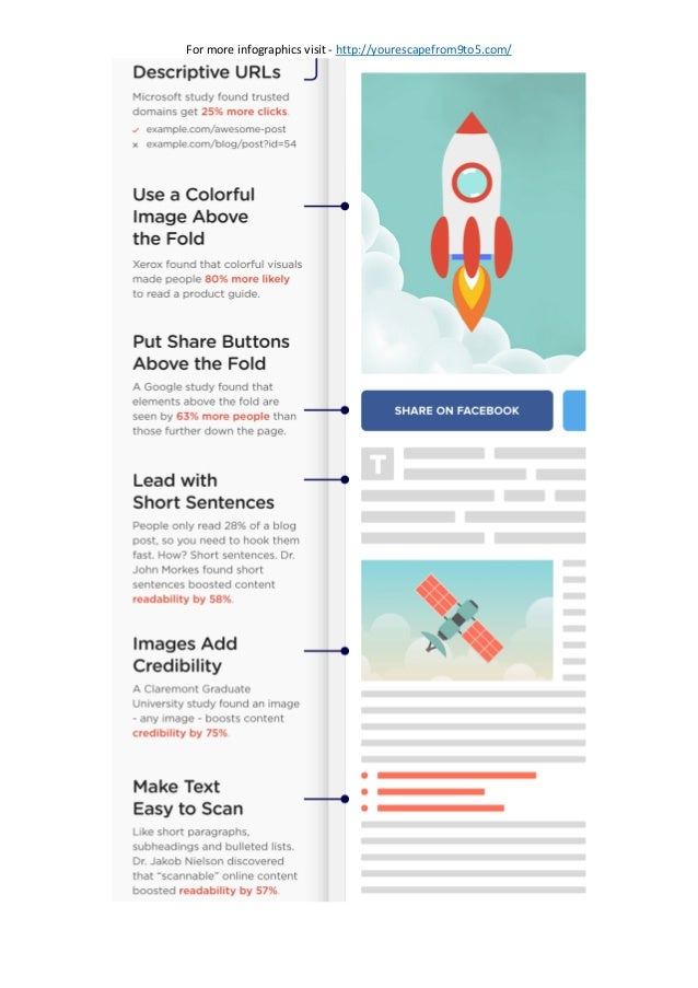 21 Simple Ways to Create the Best Viral Content - INFOGRAPHIC Slide 2