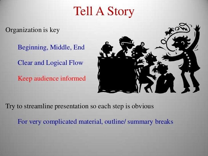 Best way to present presentation