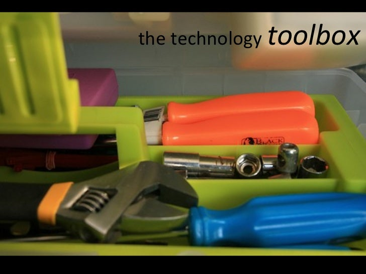 the technology  toolbox