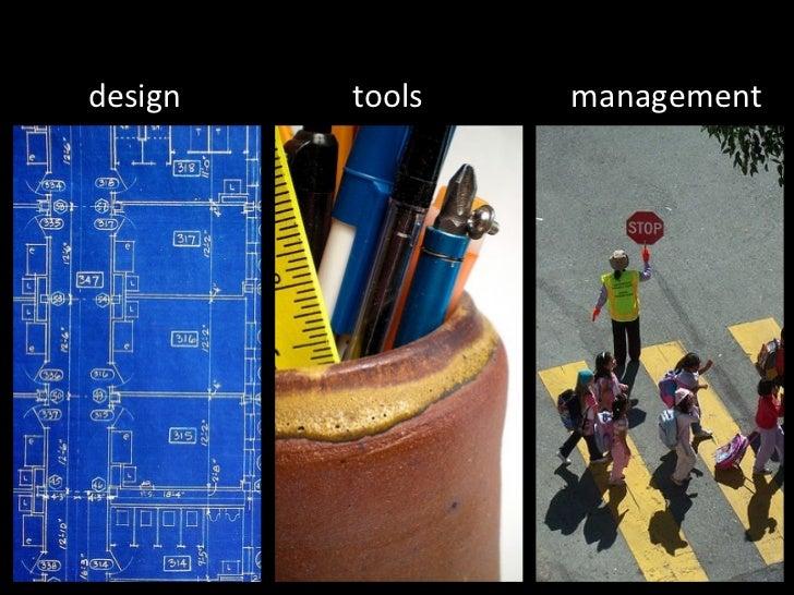 design tools management
