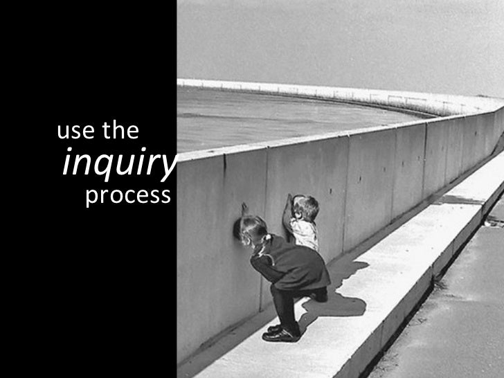 process inquiry use the
