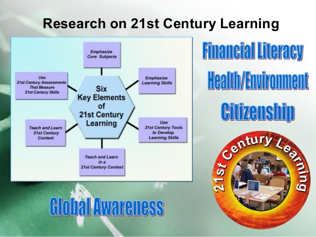 Research on 21st Century Learning