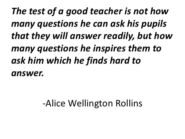 Quotes About Project Based Learning