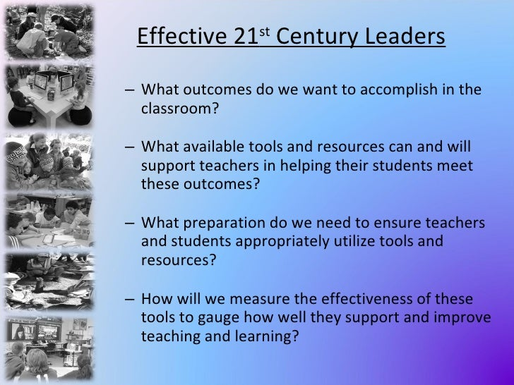 21st Century School Leadership
