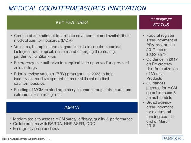FDA Initiatives Under The 21st Century Cures Act
