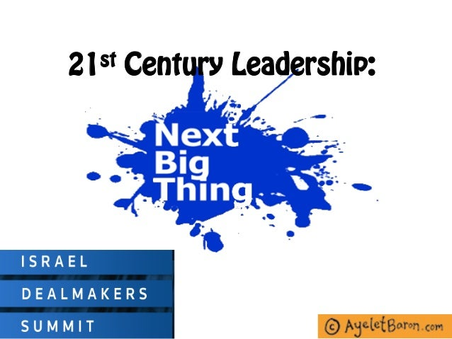 LEADERSHIP IN 21ST CENTURY DOWNLOAD