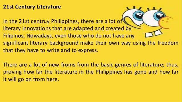 The Philippine Literary History