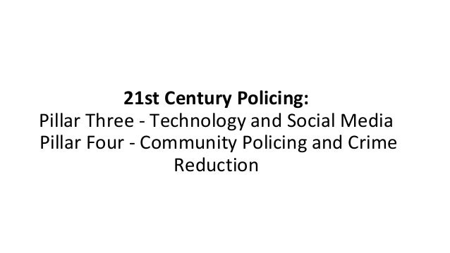 policing and crime reduction essay Problem-oriented policing and partnerships and crime reduction  summary, co -operative and contested relationships in police partnerships are a product not.