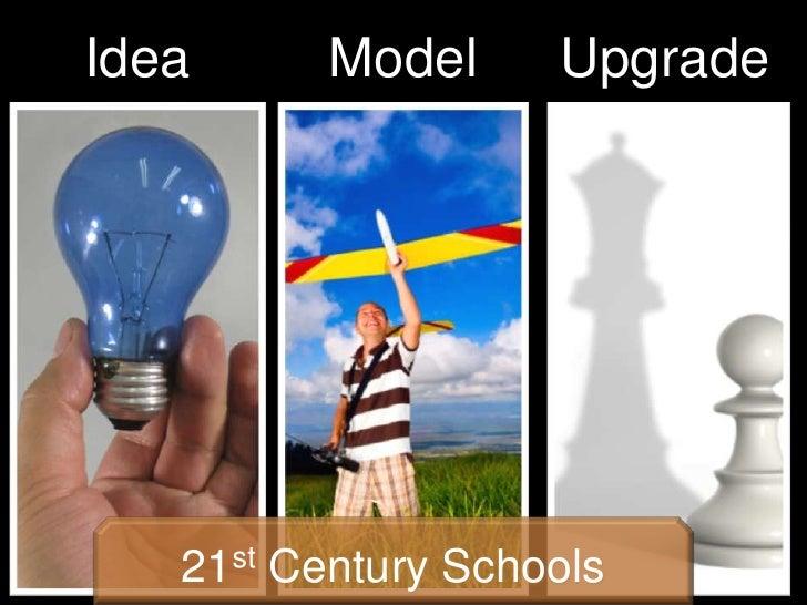 Idea<br />Model<br />Upgrade<br />21st Century Schools<br />
