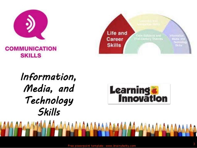 Module 2 ppt 1 21st century skills powerpoint template brainybetty 2 3 toneelgroepblik Image collections