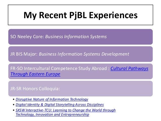 Tcu Instructional Services : Student engagement and success through collaborative pjbl