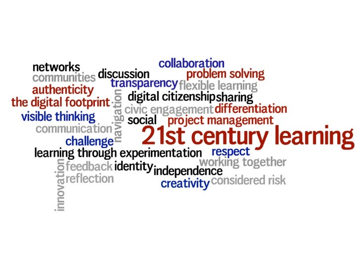 21st Century Learning Strategy Group: What, Why, How?WHAT is 21st Century Learning? (And why isn't it just called ICT, onl...