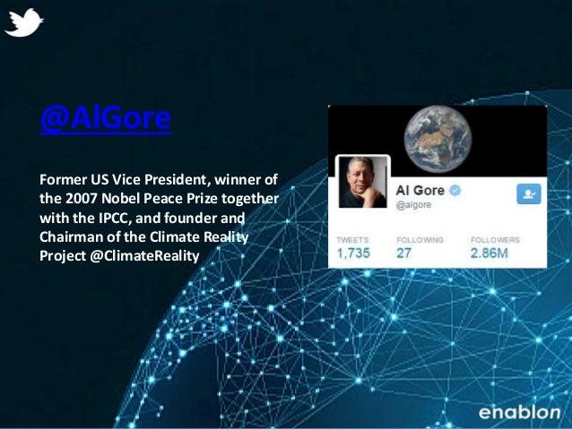 Enablon 2014- ConfidentialEnablon 2014- Confidential @AlGore Former US Vice President, winner of the 2007 Nobel Peace Priz...
