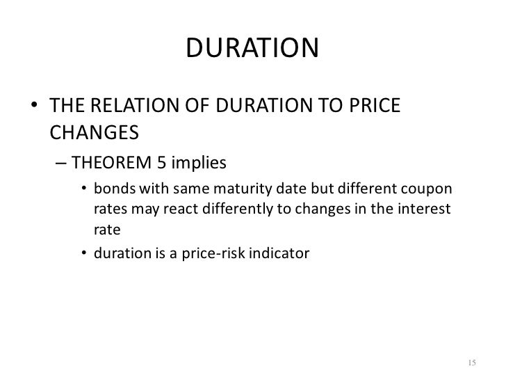 relationship between convexity and duration definition