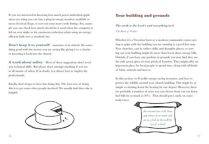 For Creed and Creation A Simple Guidebook for running a