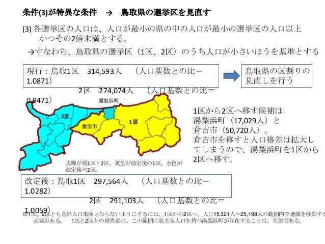 平成22年国勢調査人口に基づく小...