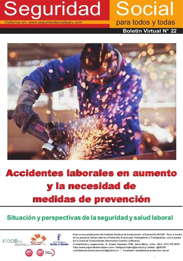 Seguridad SocialVisítenos en: www.seguridadsocialperu.com                                   para todos y todas            ...