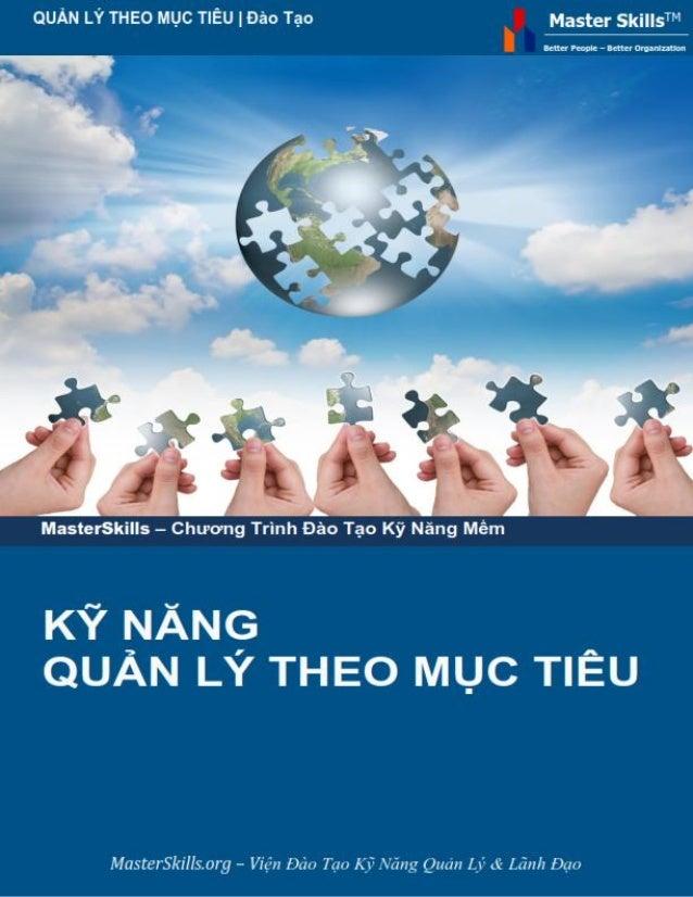 QUAN L?  THEO MUC TIEU    Déo Tao Master skmsm  I¢1terPoole-laterovuulnnon  Mastcrskills - Chuong Trinh Déo Tao K9 Néng Mé...