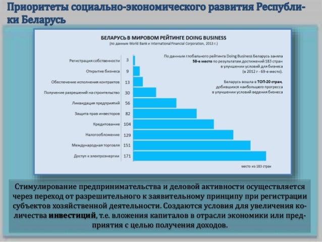 В декабре 2010 г. Президентом Республики Беларусь была принята Директива №4 «О развитии предпринимательской инициативы и с...