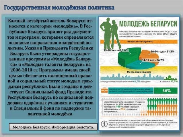 Основные направления социально-экономического развития Республики Беларусь
