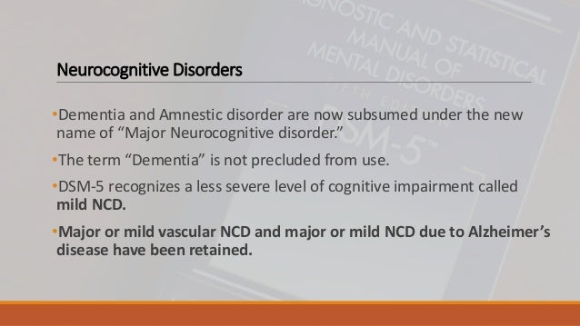 neurocognitive disorder due to traumatic brain injury The lines blur between situations meeting criteria for neurocognitive disorder due to mtbi and malingering  mild traumatic brain injury committee of the head injury interdisciplinary special interest group of the american congress of rehabilitation medicine 7.