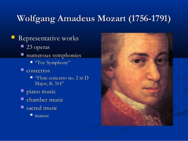 a comparison of two great composers ludwig van beethoven and wolfgang amadeus mozart View and download ludwig van beethoven essays examples  completed in 1824 after the composer (ludwig van beethoven)  mozart wolfgang amadeus mozart is one of.