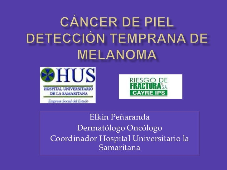 22.cancer piel melanoma definitivo