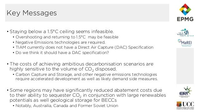 Mitigation Pathways to well below 2C in ETSAP-TIAM