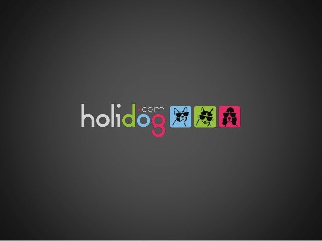 Holidog Slide 1