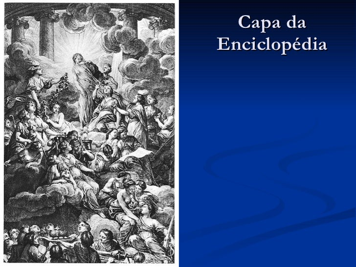 Capa da Enciclopédia