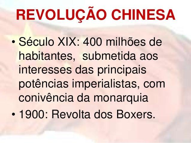 Revolucão Chinesa Slide 3
