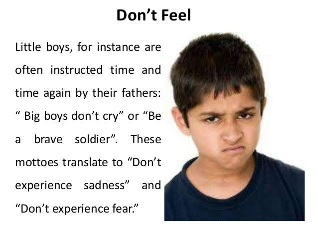 Big boy cry dont