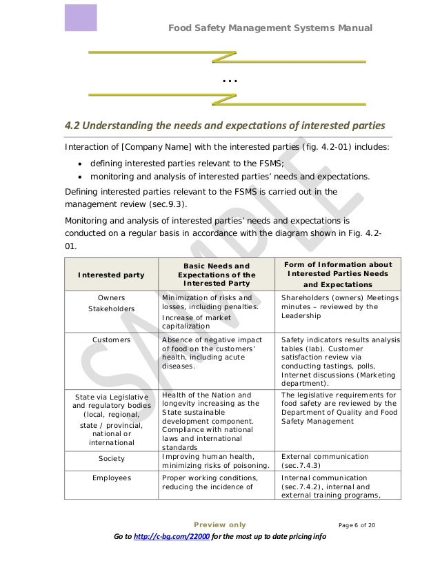 iso 22000 standards pdf free download