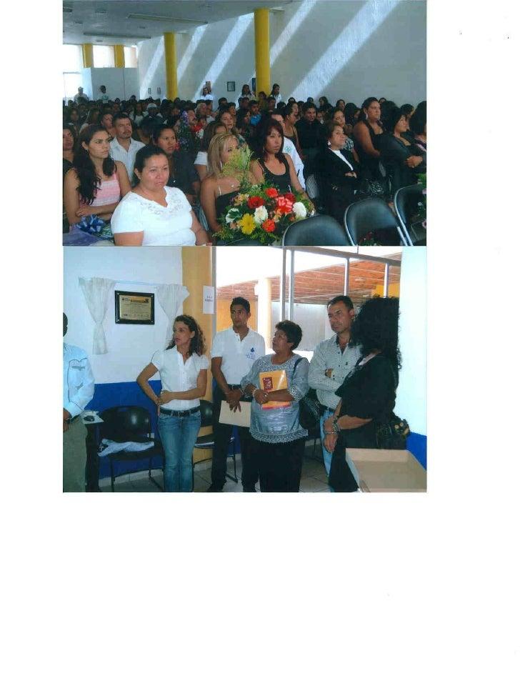 IEEA- Entrega de Certificados  Educación Básica 2010