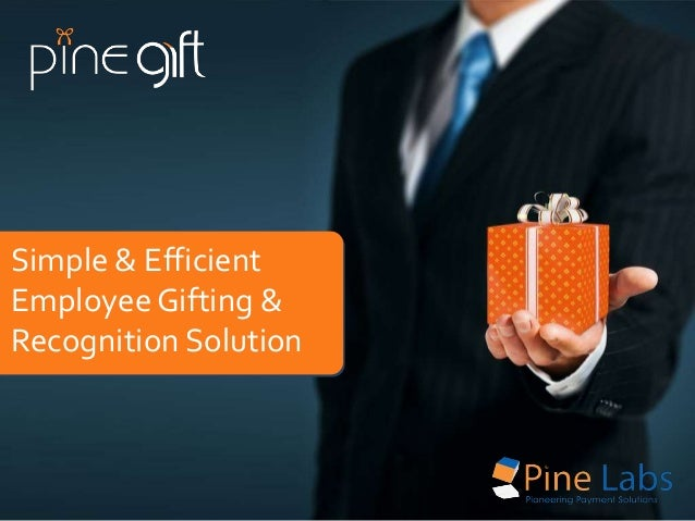 Simple & Efficient EmployeeGifting & Recognition Solution
