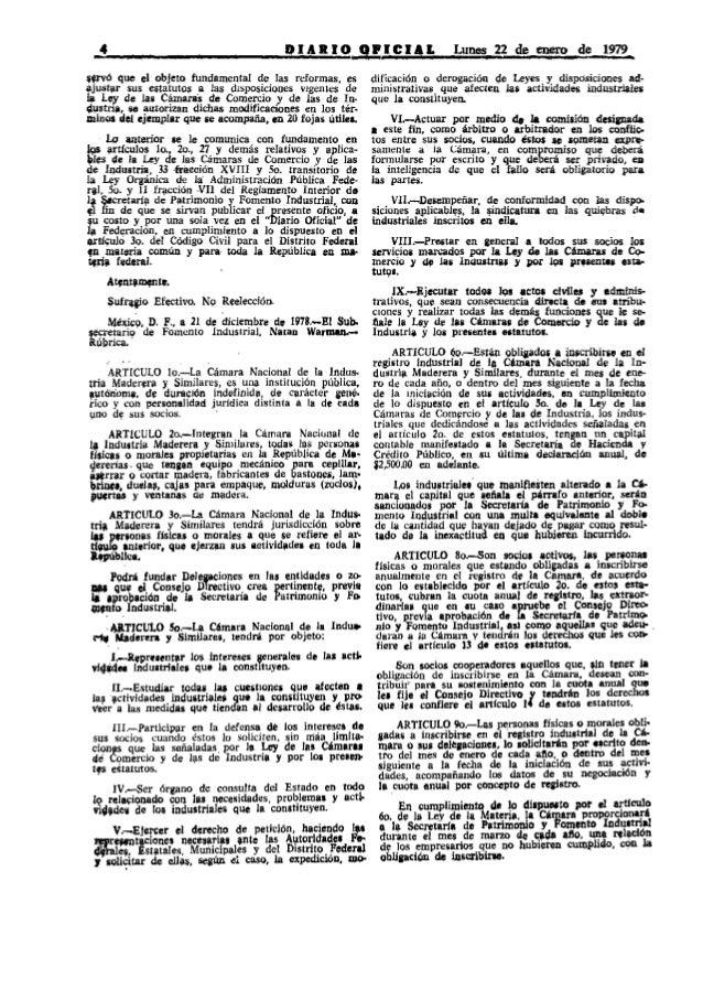 ,~Ó     que el objeto fundamental de las reformas. es           dificación o derogación 4e Leyes y disposiciones ad•~justí...