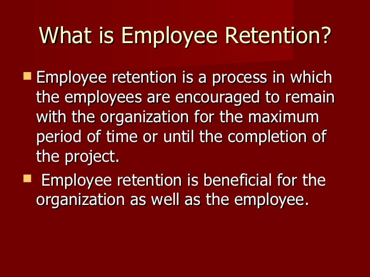literature review on employee retention in private sector 15 chapter 2: literature review chapter overview the chapter provides a review of available literature in the area of employee turnover and retention.
