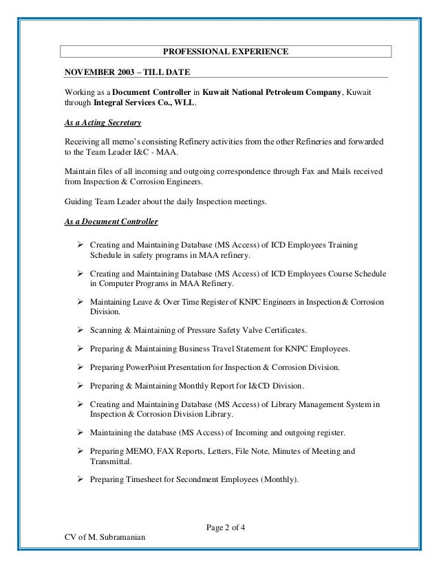 Career Services Bc Resume