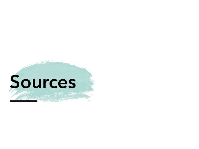 ___ Sources