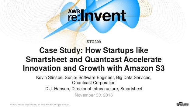 Case study the amazon of innovation