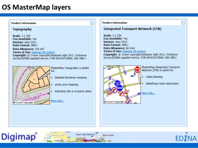 how do i use os mastermap Os mastermap topography layer user guide preface v17 os mastermap is a consistent and maintained framework for the referencing of geographic information (gi.
