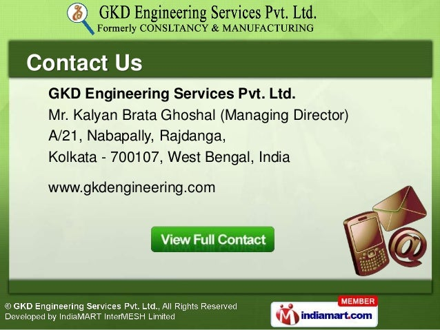 inspection quality control services  gkd engineering services pvt