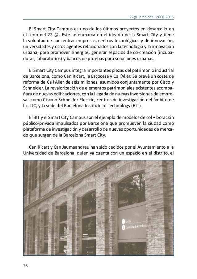 3fcc9b04fc 22  Barcelona 2000-2015  El distrito de innovación de Barcelona