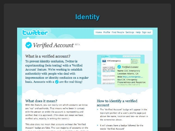 Identity is the Platform (Russian variant)