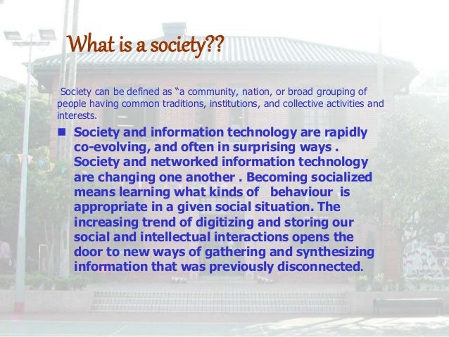 technology in our society Technology has so many positive effects on our society and our lives check out how it has impacted us in positive way although there are negative effects too.