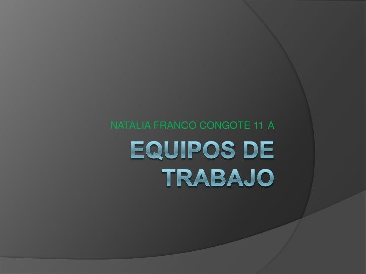 NATALIA FRANCO CONGOTE 11 A