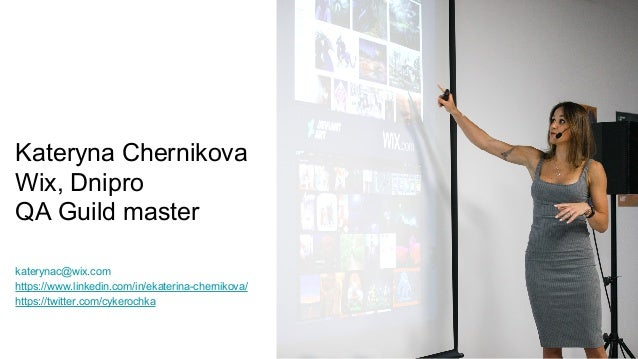 QA Fest 2019. Катерина Черникова. Tune your P's: the pop-art of keeping testability under control Slide 2